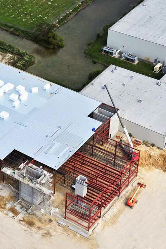 All Of Our Commercial Roofs Are U201cTaylor Madeu201d To Fit Your Specific Roofing  Requirements.